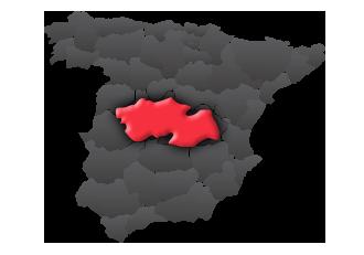 Certificados de gas natural en la provincia de Toledo