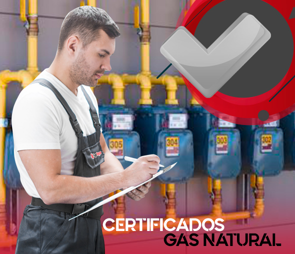 certificados de gas natural