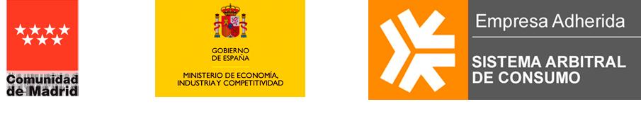 Empresa autorizada por la comunidad de Madrid para la tramitación de certificados de gas natural