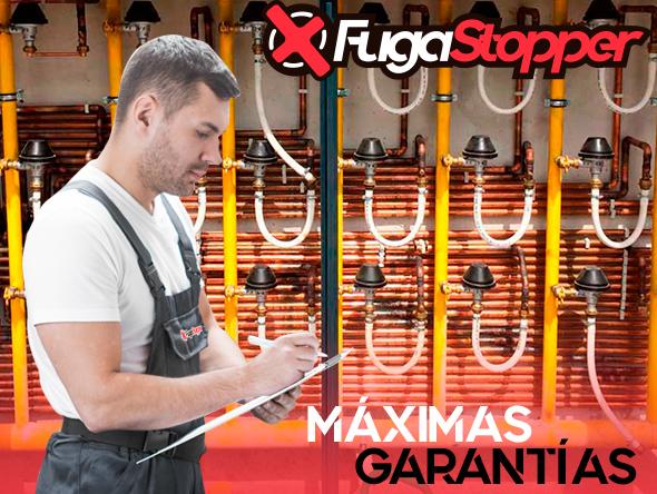 Instalador autorizado de gas natural de máximas garantías