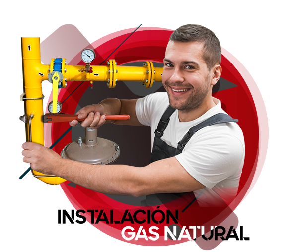 instalador autorizado de gas natural