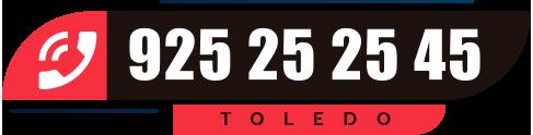 teléfono servicio técnico certificados de gas natural en Toledo