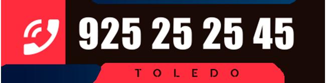 teléfono servicio técnico reparación de calderas en Toledo
