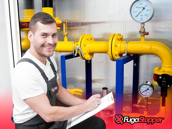 inspección obligatoria de instalaciones de gas natural en Madrid