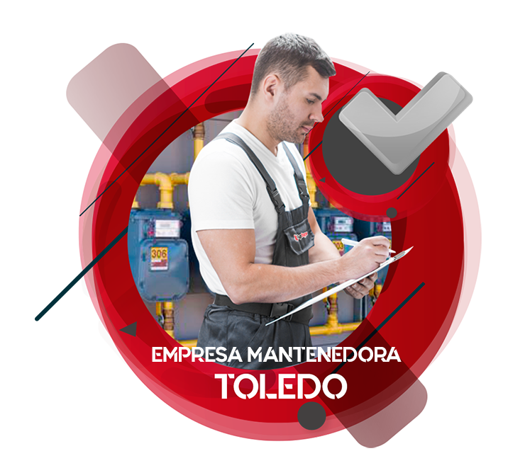 Empresa mantenedora de gas natural en Toledo