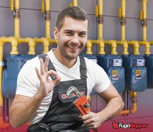 reparación urgente de instalaciones de gas natural en Madrid