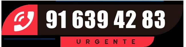 teléfono servicio técnico reparación de fugas de gas natural en Getafe