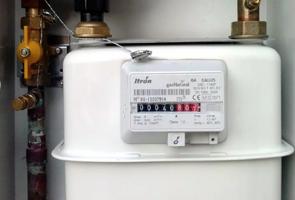 reparación de fugas en armario contador de gas natural en Galapagar