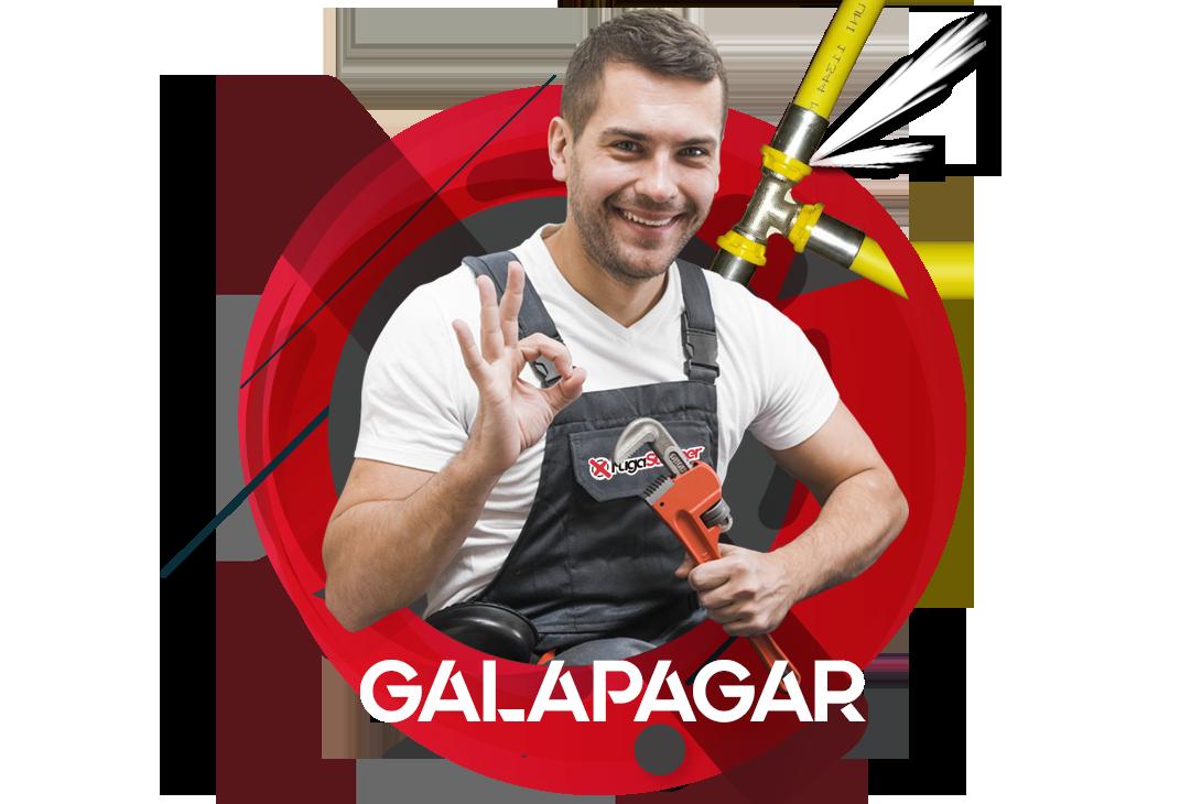 reparación fugas de gas natural en Galapagar