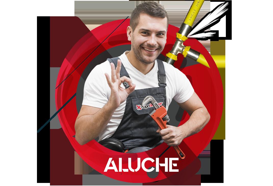 Reparación fugas de Gas Natural en Aluche
